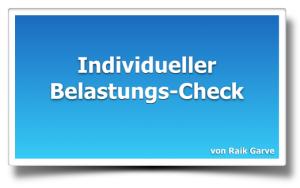 Individueller Belastungs-Check R